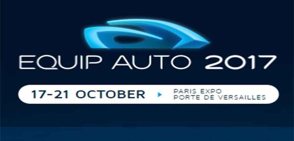 Equip Auto a Parigi dal 17 al 21 ottobre 2017