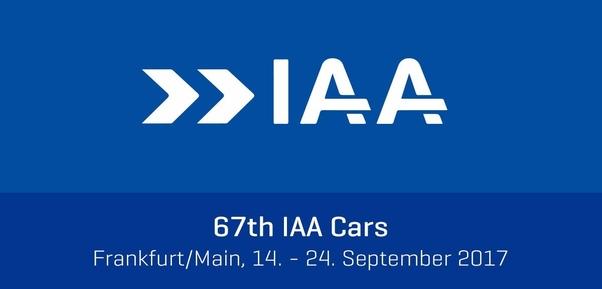 I.A.A. a Francoforte dal 14 al 24 settembre 2017