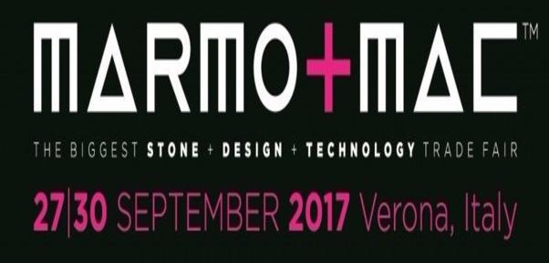 Marmomacc a verona dal 27 al 30 settembre 2017 for Marmomacc verona 2017