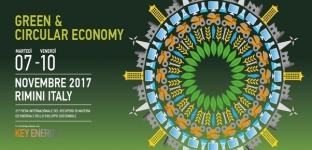 Ecomondo e Key Energy a Rimini dal 7 al 10 novembre 2017