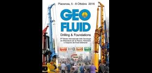 Geofluid 2016, a Piacenza dal 5 all'8 ottobre