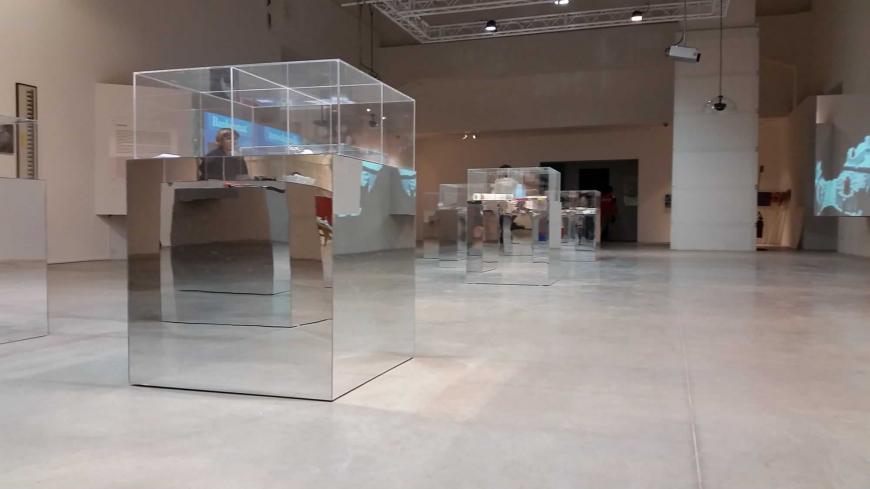 Allestimento stand Bologna Mostra Mambo