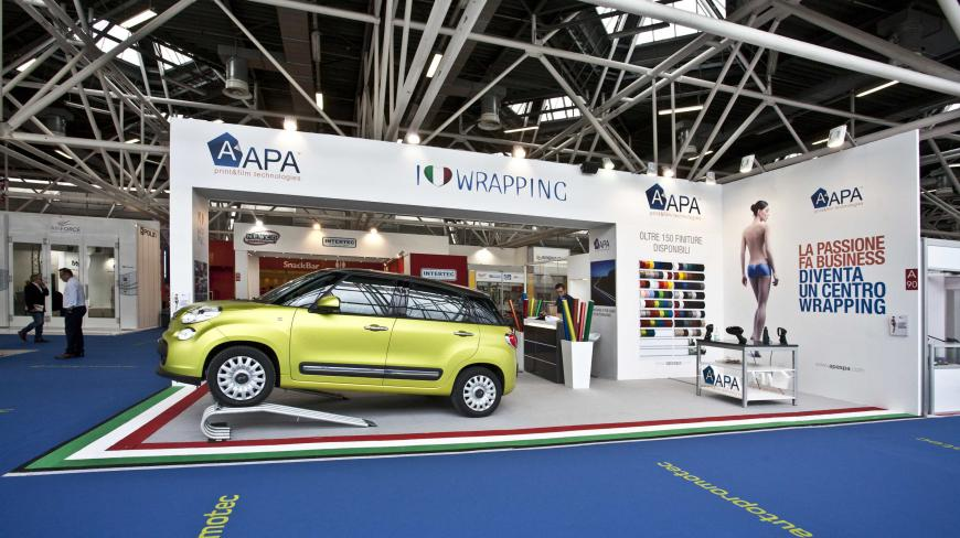 Autopromotec Bologna APA