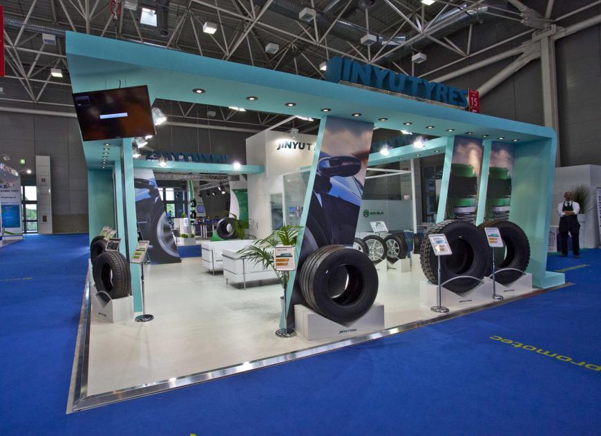 Autopromotec Bologna Jinyu Tires