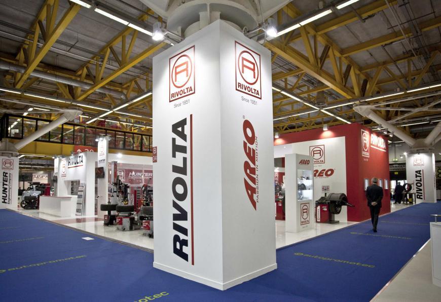 Autopromotec Bologna Rivolta