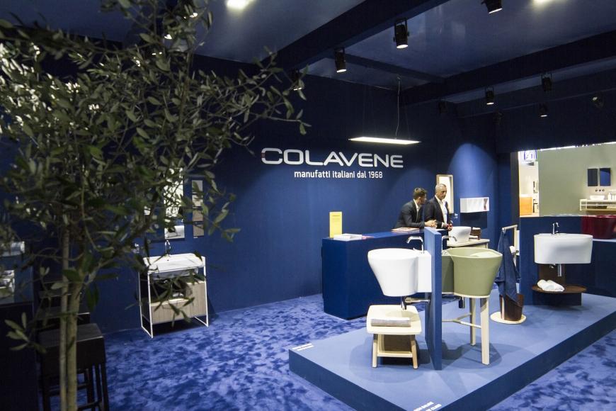 Colavene stand fiera Cersaie 2016