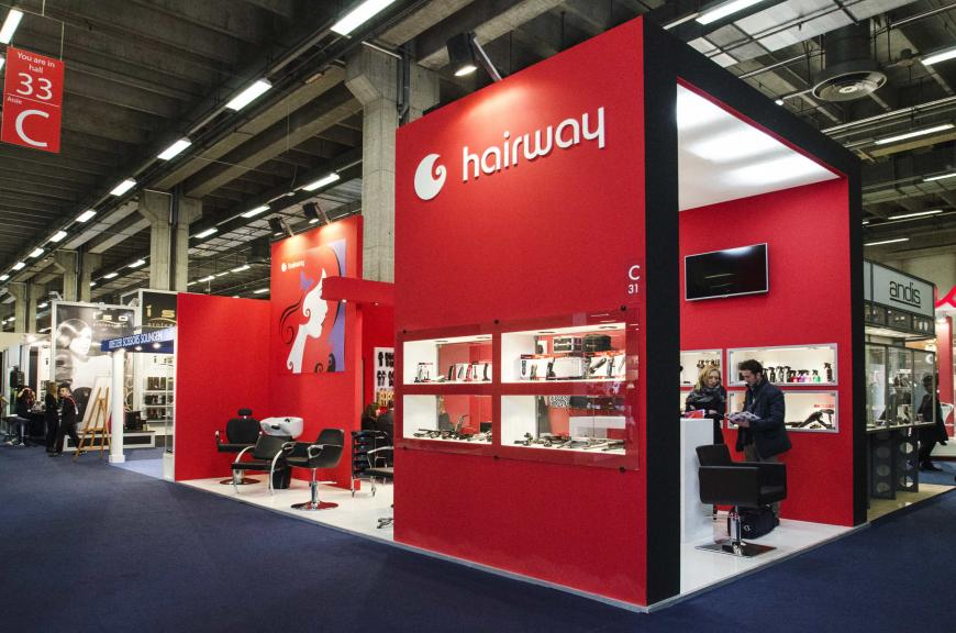 Cosmoprof Bologna Hairway