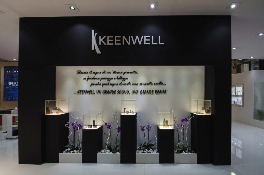 Cosmoprof Bologna Keenwell