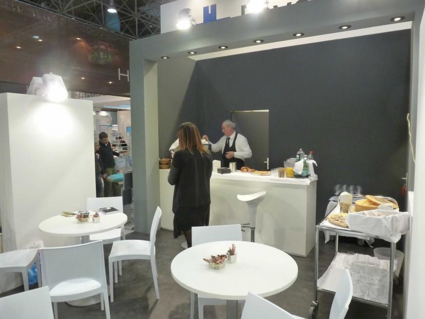 Exhibitions stand Dusseldorf favero
