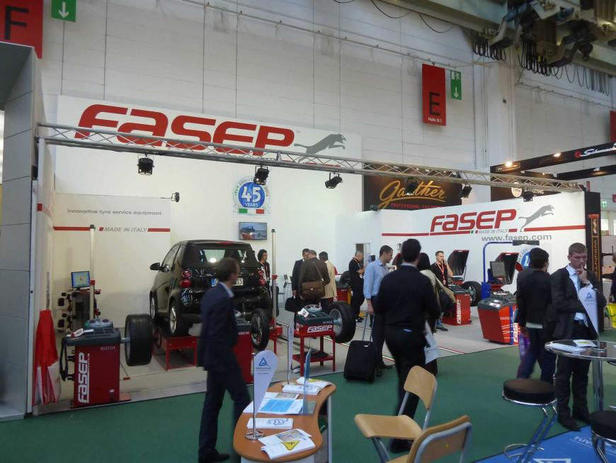 exhibitions stand frankfurt fasep