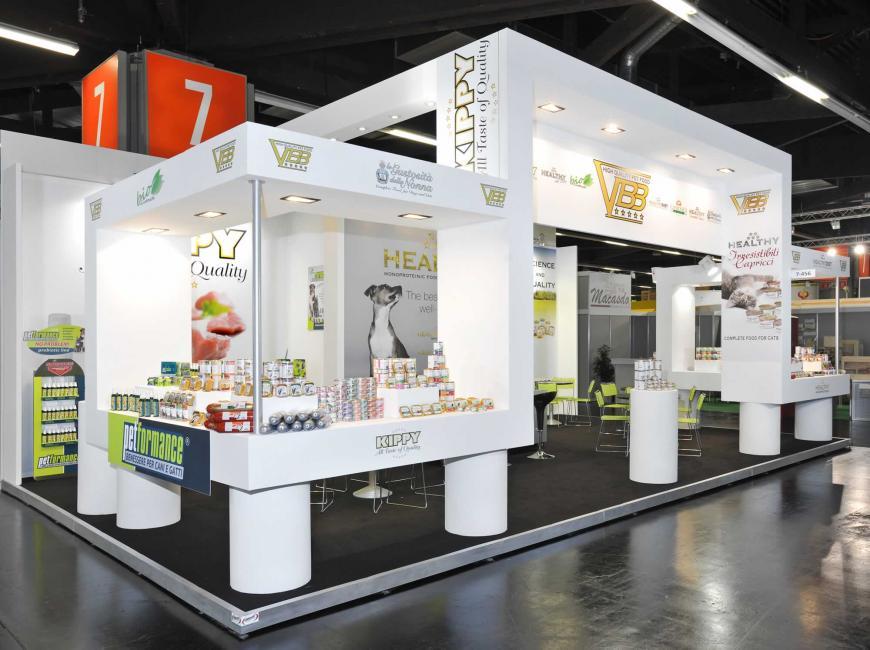 Exibition stand Nurnberg VBB