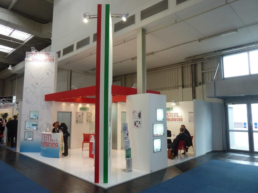 Hannovermesse Hannover Sistem Pneumatica