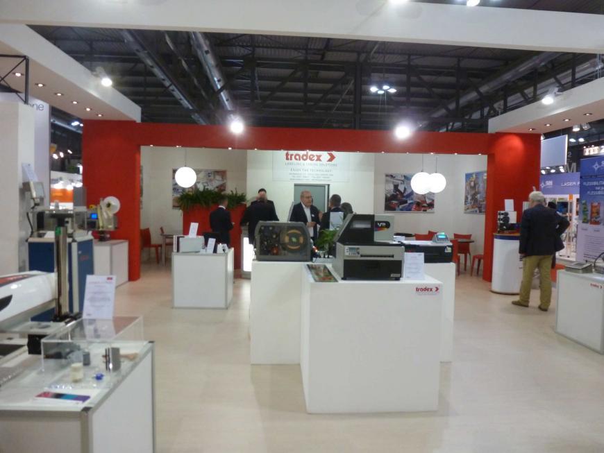Ipack Ima Milano Tradex