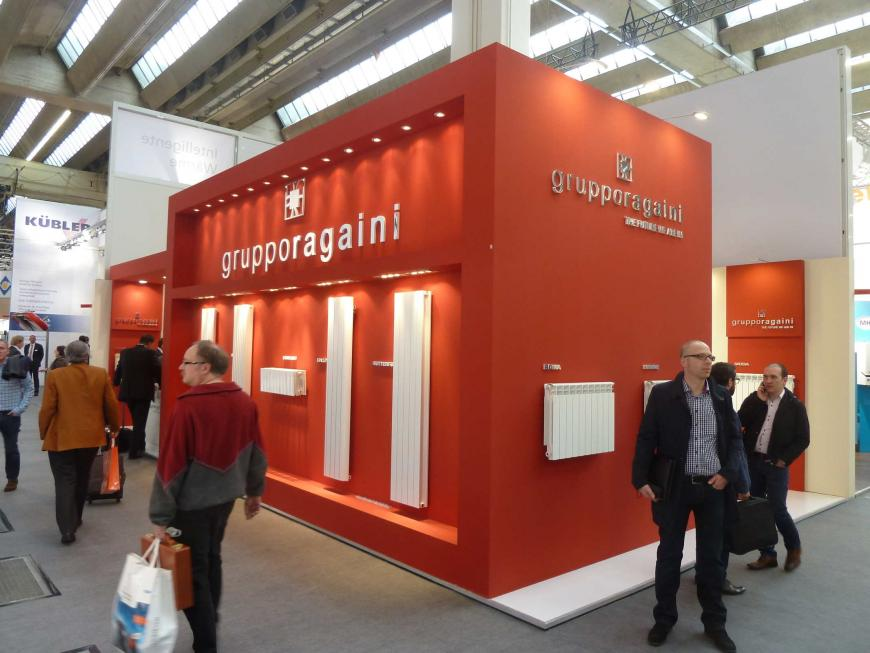 ISH Francoforte Gruppo Ragaini