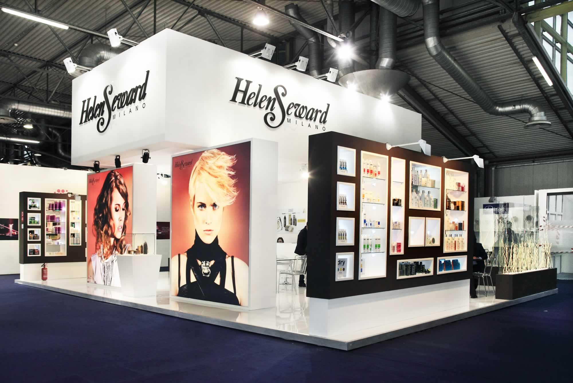 Hair Expo Stands : Hair show bologna italy